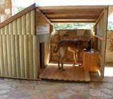 Big or Small Dog House, Fancy Wooden Work,Wooden Doors, Call 055-2196236