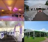 Chairs Tables rental, party tents rental, tables chairs rental, wedding tents rental, tents rental f