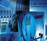 Alcad Intercom SMATV system supplier in Dubai UAE 0559630621