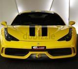 FERRARI | Italia F 458 Speciale - With Warranty