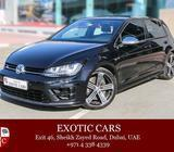 Volkswagen Golf R 2016 Black/Black 5,000 KM | 5 Years Warranty + 3 Years Service Contract