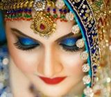 professionally trained Makeup artist