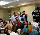 Clown Host and Balloon Twisting Event Services Dubai/ Abu Dhabi