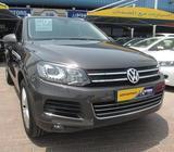 2012 Volkswagen Touareg 76500km