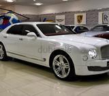 2013 Bentley Mulsanne, Under Warranty from Dealer, GCC Specs