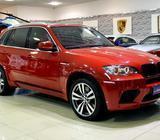 2011 BMW X5M, GCC Specs