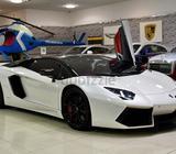 2013 Lamborghini Aventador LP700-4, GCC Specs
