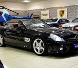 2009 Mercedes Benz SL63 AMG, GCC Specifications