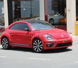 Volkswagen beetle TURBO 2014