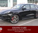 Porsche Cayenne GTS 2014 Black/Red 45,000 KM
