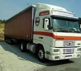 TRACTOR TRUCK VOLVO FH12 - 420