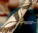 Henna Service At Your Door Step For Events Special Discount