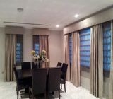 Interior work,curtain and blind,cutomised sofa and sofa upholstery,flooring and wall painting Electr