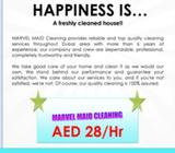 Professional Maid Services in Dubai 30/hr