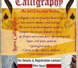 Learn beautiful Calligraphy in just 10 classes !