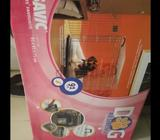 Brand new Large dog crate for sale... My labrador never used it. Still in the box. Suitable for two