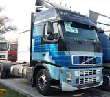 Volvo FH-13520 HorsepowerGlobetrotter XL cabinI-shiftBig hub reduction axleAluminum alloy wheels23,7