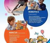 SPRING CAMP BY TIME MASTER FROM MARCH 2017AVAILABLE COURSES: Nursery Activity, Robotics, Abacus, Han