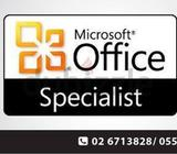 MICROSOFT OFFICE TRAININGMicrosoft Courses are varying from one to three days in duration. Most cour