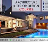HURRY !!!SPECIAL OFFER NOWArchitecture interior design coursesAutocad3ds MaxRevitPHOTOSHOPMICROSTATI