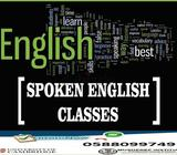 SPOKEN ENGLISH ( Where There is a WILL - There is a WAY )SPOKEN ENGLISH CLASSES IN  CALL Show Phone