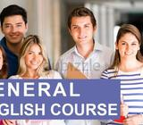 Get trained by a Native and Cambridge English Teacher Our General English Courses are for students o