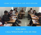 Learn Communicative English & Business EnglishGet free assessment test and demo class Aren't you ab