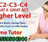 Private Home Tuition by 15+ Years Exp TutorIB HL and SL Maths-Physics-Chemistry-Economics Class in 4