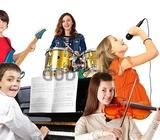 Lessons available for Piano,Guitar,Drums,Violin,Keyboard At your place For all Ages For all Levels T