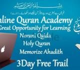 Assalam-O- Alikum!Dear Brothers and Sisters..!Let's Learn Quran Online. Any Time Any Where.How to Le