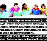 hi, hope doing well. i would like to delivery my education to your kids by my professional manners o