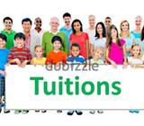 Female & Male Tutors Available for Tuition'sGrade KG1 to Grade 12. Indian Pakistani Schools Syllabus