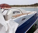 BOAT CHARM 2013/ LENGTH 27 feetyacht mercury cruise machine 460 hpinternal:Room with air conditionin