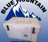 Blue Mountain cooler is a global top brand for outdoor leisure. Food grade raw material is used for