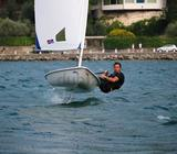Hydrofoils for sale, to fit a laser. Bought them from Glide Free in Australia - http://glidefree.com