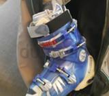 Ladies Ski Boots UK Size 6 / Euro Size 39.Rarely used