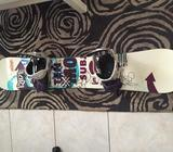 Machete 152 Snowboard, from Ride Snowboards. Perfect condition, suitable for any type of terrain/slo