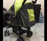 Unused baby stroller (smart baby) for sell please contact on Show Phone Number