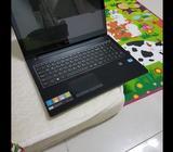Touch screen Lenovo laptop.i3 processor