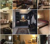 2 Bedroom Hall Apartment Full Furniture For SALE including Antique Furniture @ AED 10,000/- Neg ● Sw