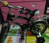 Kids bicycle 12 inch ,brand new for kids upto 5 years old . Price not negotiable