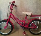 Bike for girl perfect inside and out for 200 dhr