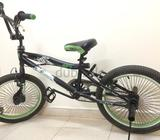 Children's cycle available for sale in al Nahda  in mint condition. Used sparingly