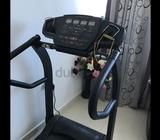 Big treadmill with many functions. Max Speed 16km. Weight capacity 120kg. Multiple Incline modes. Sp