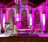 Wedding#stage#decoration#kosha#arabwedding#dubaiwedding#