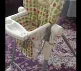 Very nice and clean baby chair GRAVANY BRAND for sale at 50