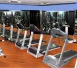 Well maintained Gym Equipment available for sale
