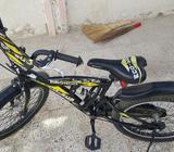 full new bicycle ,tires are new .used only few times