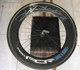 WHEEL SET DURA ACE SHIMANO 9000 FULL CARBON TOP CONDITIONS (Without Casette)