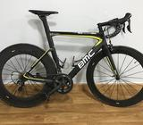 BMC Timemachine TMR02 Ultegra Frame size 54 (M) - Full carbon frame Mavic cosmic wheels Look paddels
